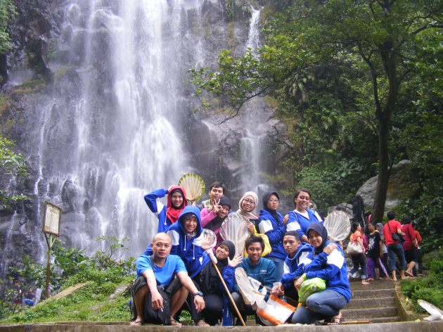 Ento Fieldtrip @ Curug Cigamea Gunung Bunder  24 November 2012