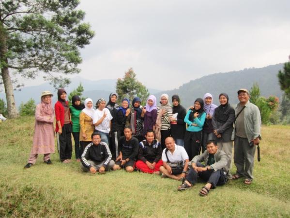 Fieldtrip Gunung Halimun 22 September 2012
