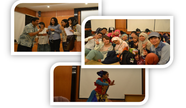 Cultural Evening from student also Gentra IPB closed the day ^^